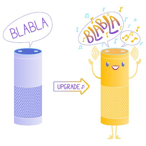 Sonorisation et ux de votre voicebot
